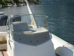 Pare-brise & hublot pour bateau