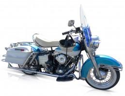 Pare-brise pour Harley Davidson Electra Glide 1977