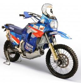 Bulle sur mesure pour Yamaha XTZ 850 R de 1995